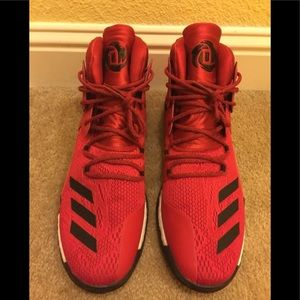 NWOB Adidas D Rose 7 Men's Size 16 Sneakers
